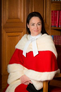 La Cour suprême du Canada détient le droit d'auteur sur la photo. Photographe: Philippe Landreville