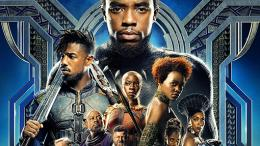 The trailer of the movie Black Panther