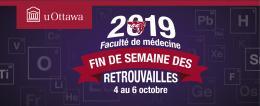 Image - 2019 Faculté de médecine retrouvailles - 4 au 6 octobre, 2019