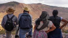 Los Filos, Guerrero, Mex. © Christian Leyva