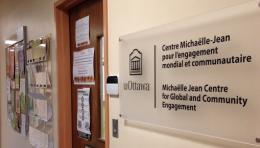 Centre Michaëlle-Jean pour l'engagement mondial et communautaire