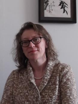 Monica Waterhouse,Associate Professor in the Département de Langues, linguistiques et traduction, Université Laval