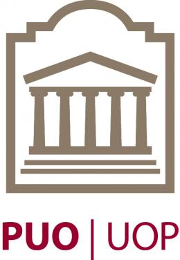 Logo PUO   UOP Logo