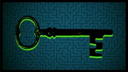 Un clé