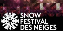 Snow Fest logo.