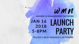 Save the date: WMN Launch Party