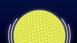 Ballon fluorescent