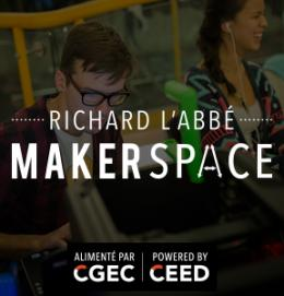 Makerspace logo