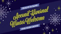 Accueil Hivernal – Trouve ta gang