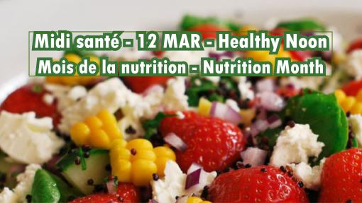 Image - March Healthy Noon