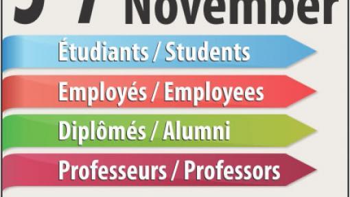 Semaine de la carrière | Career Week November 3-7 novembre