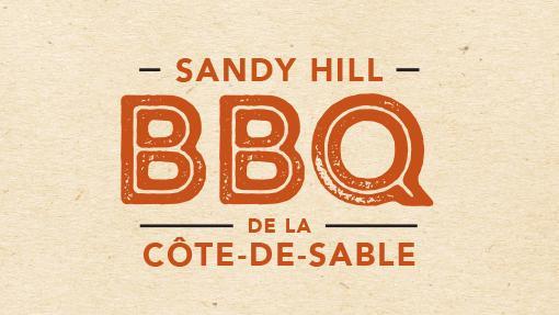 Sandy Hill BBQ de la côte-de-salle